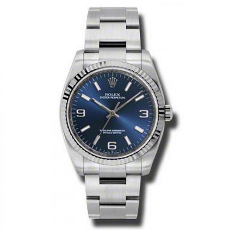 Oyster Perpetual Watch 116034 blaio