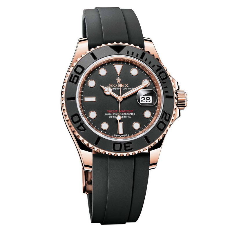 Oyster Perpetual Yacht-Master 116655 (Everose Gold)
