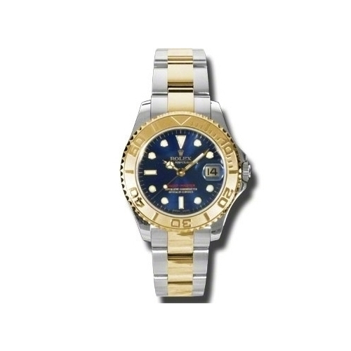 Oyster Perpetual Yacht-Master 35mm 168623 bl