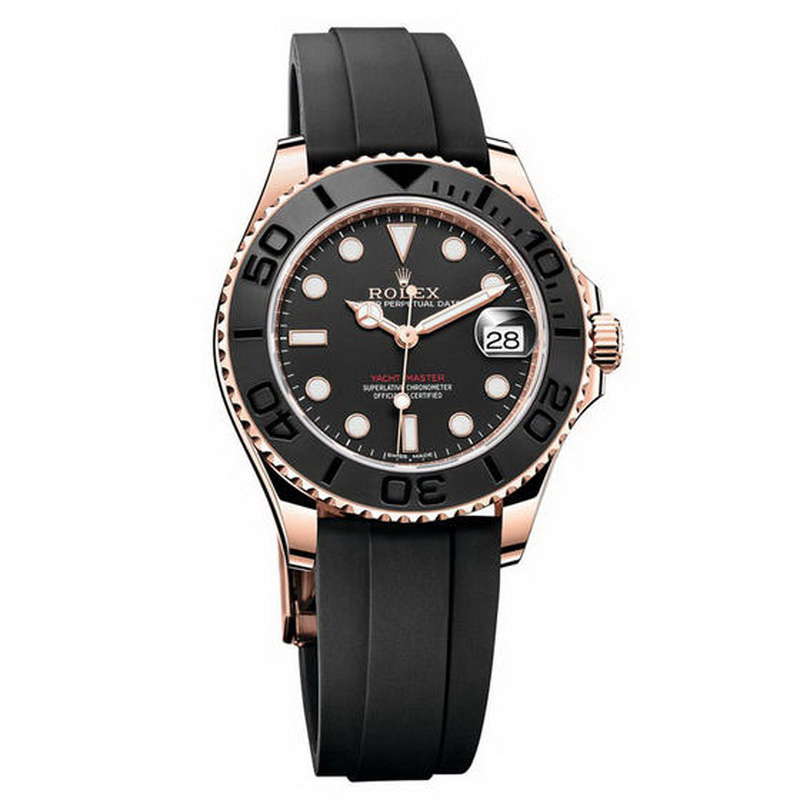 Oyster Perpetual Yacht-Master 268655 (Everose Gold)