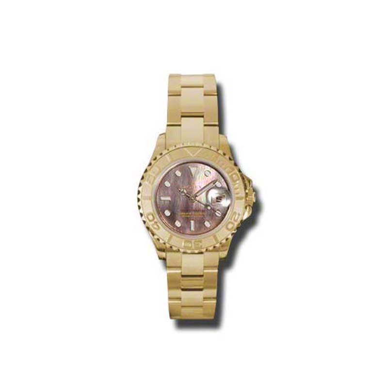 Oyster Perpetual Yacht-Master Lady Gold 169628 dkm