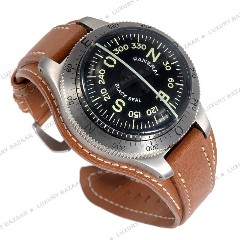Black Seal Compass PAM 00191
