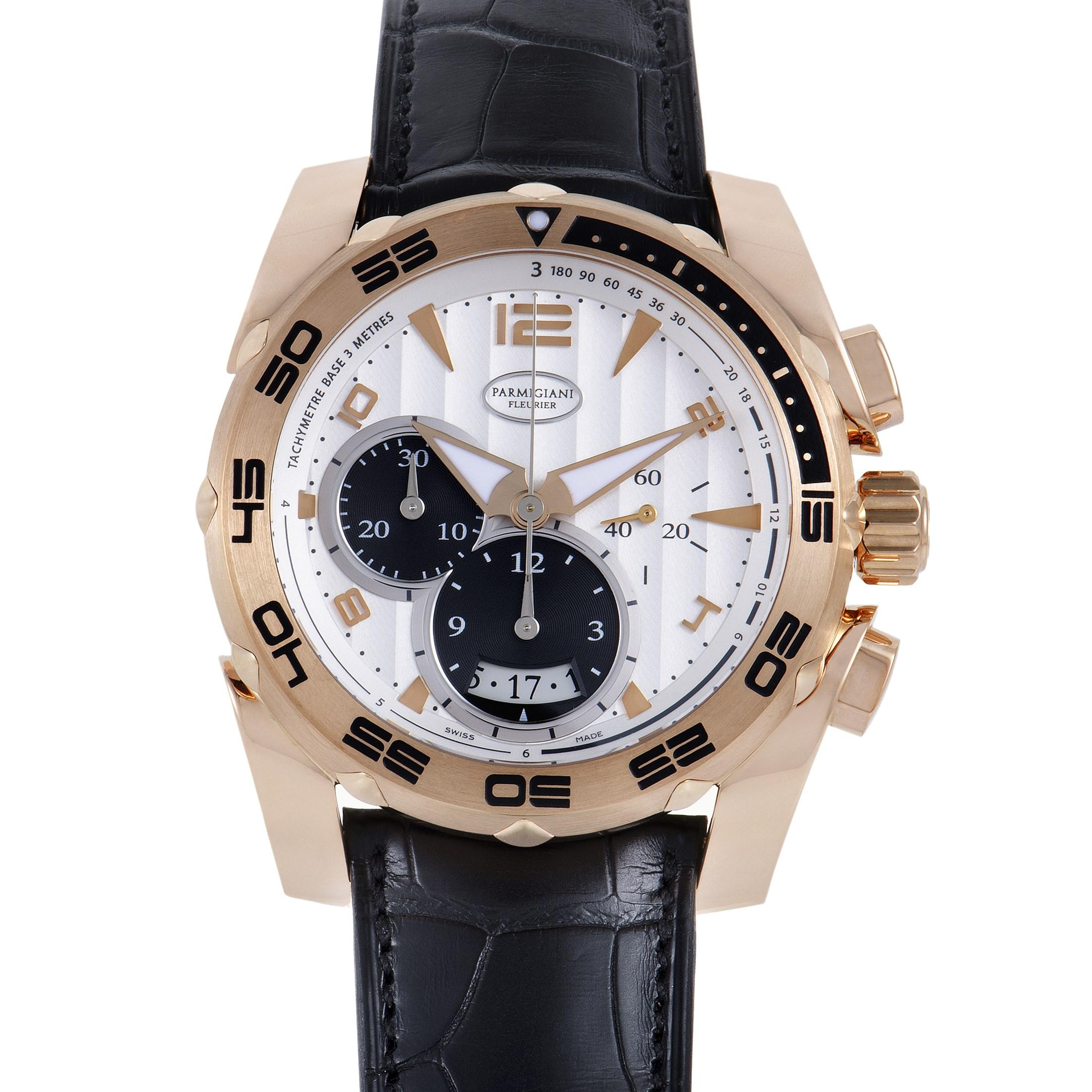 Pershing 005 Chronograph Watch PFC528-1010101-HA1442