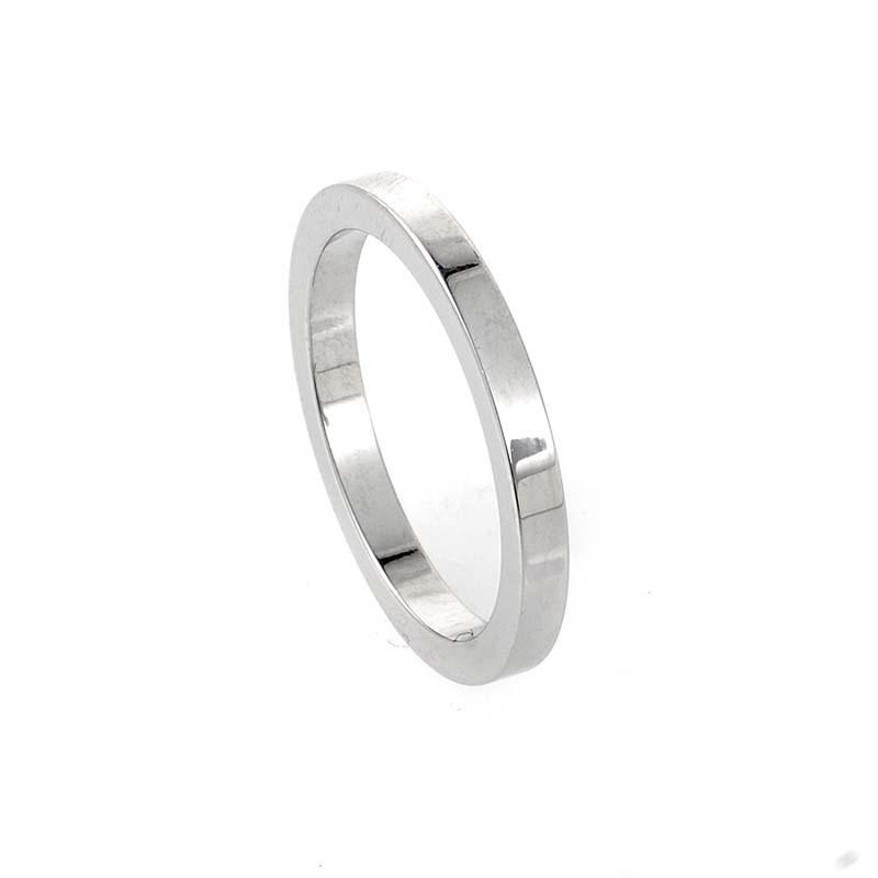 piaget thin platinum band ring ebay
