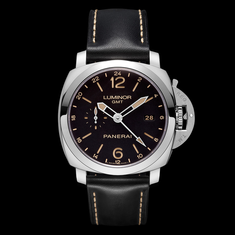 Luminor 1950 3 Days GMT 24H Automatic Acciaio PAM00531