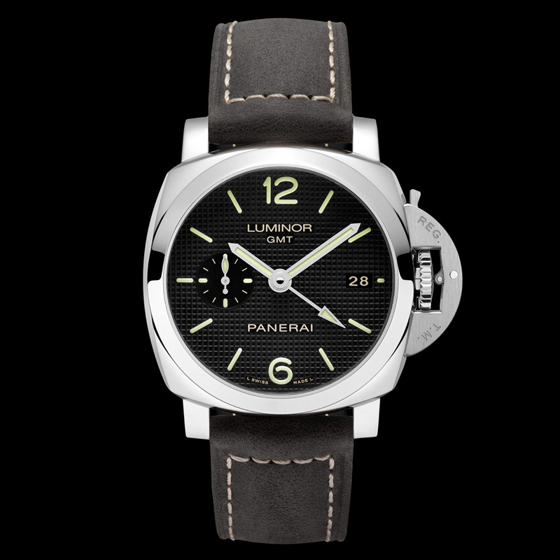 Luminor 1950 3 Days GMT Automatic Acciaio PAM00535