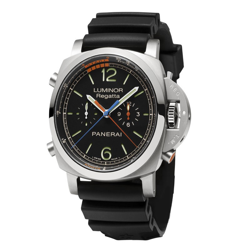 Luminor 1950 Regatta 3 Days Chrono Flyback Automatic Titanio PAM00526
