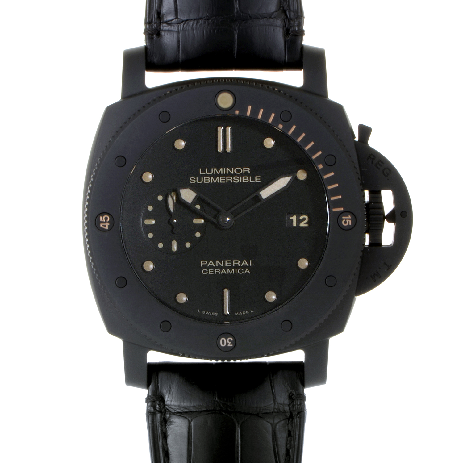 Luminor Submersible 1950 3 Days Automatic Ceramica PAM00508