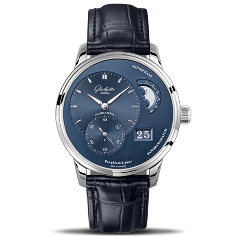 PanoMaticLunar 1-90-02-46-32-35 (Stainless Steel)