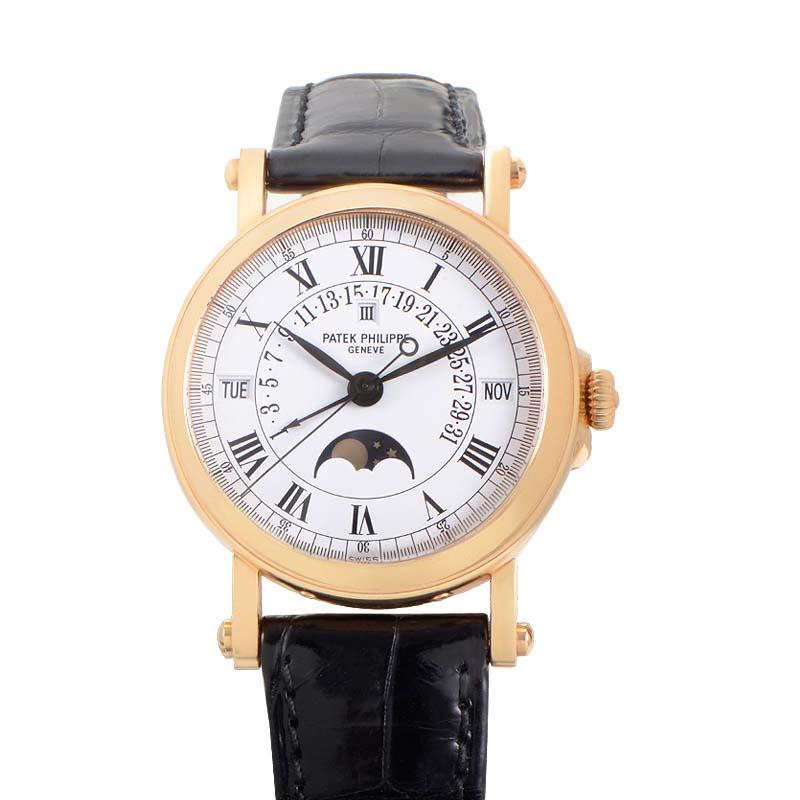 Perpetual Calendar Retrograde Watch 5059R