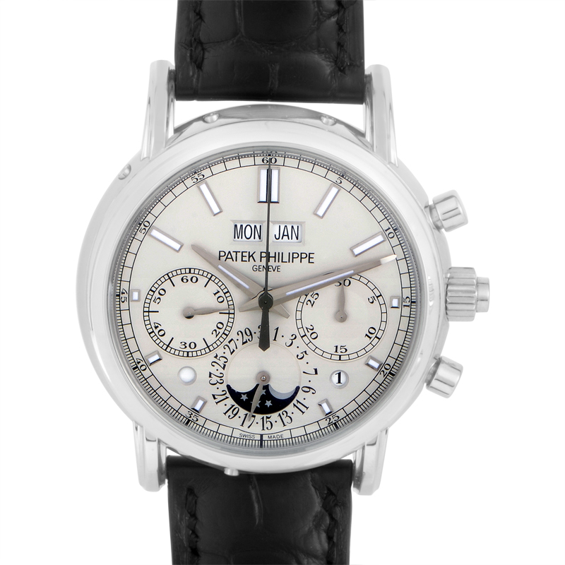 Split Seconds Chronograph & Perpetual Calendar 5204P-010