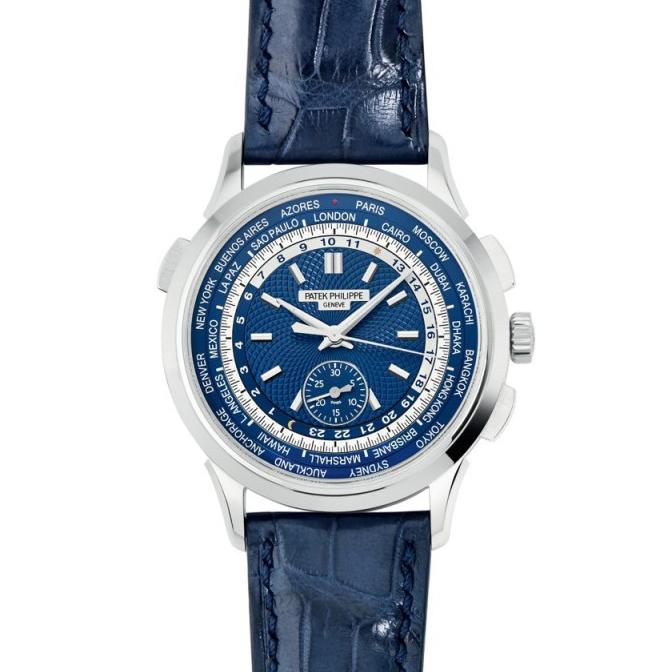 World Time Chronograph 5930G-001