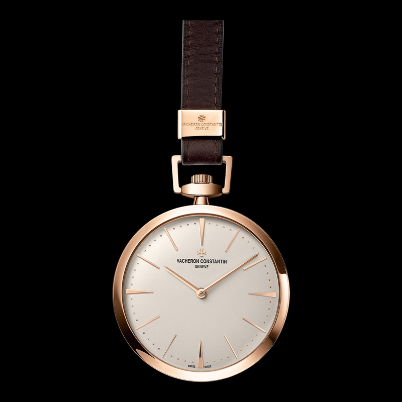 Patrimony Contemporaine Pocket Watch 82028/000R-9708