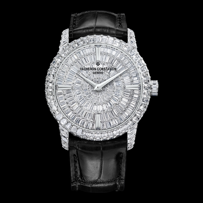 Patrimony Traditionnelle Haute Joaillerie 82760/000G-9852