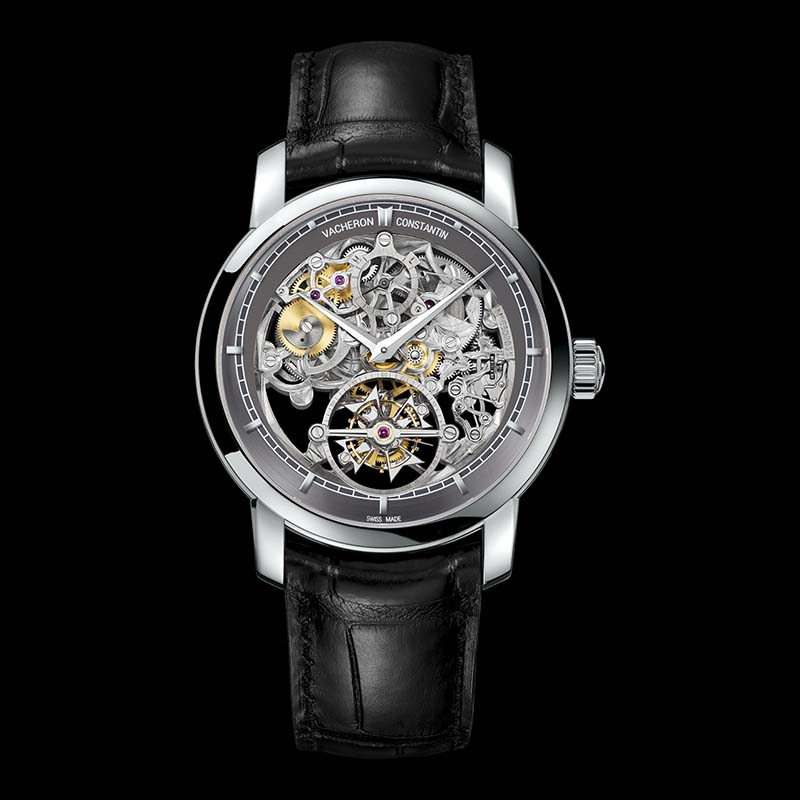 Patrimony Traditionelle 14-Day Tourbillon 89010/000P-9935