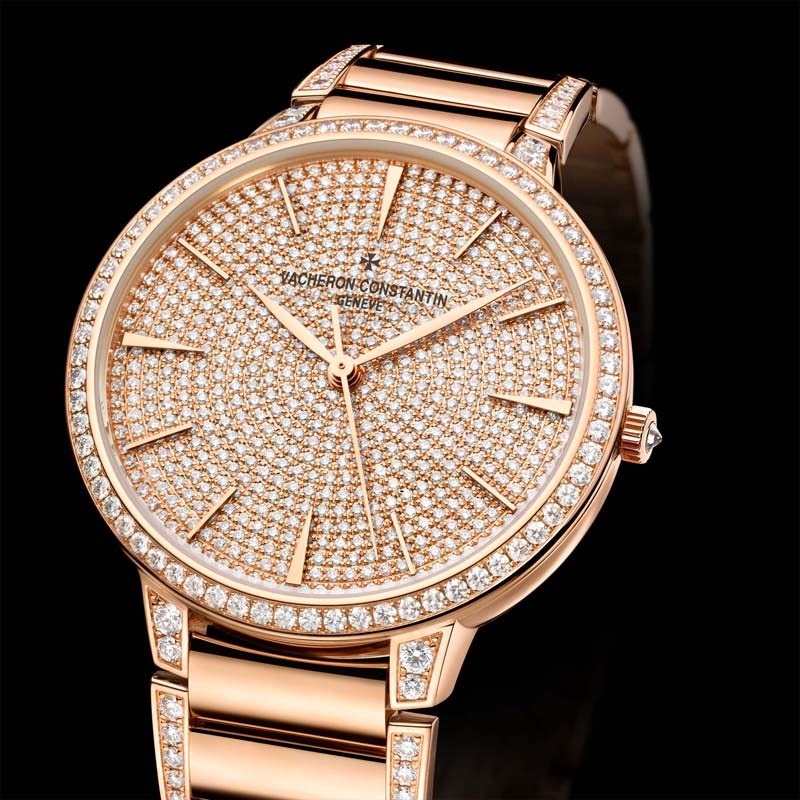 Patrimony Contemporaine Lady Gold Bracelet 86615/CA2R-9839