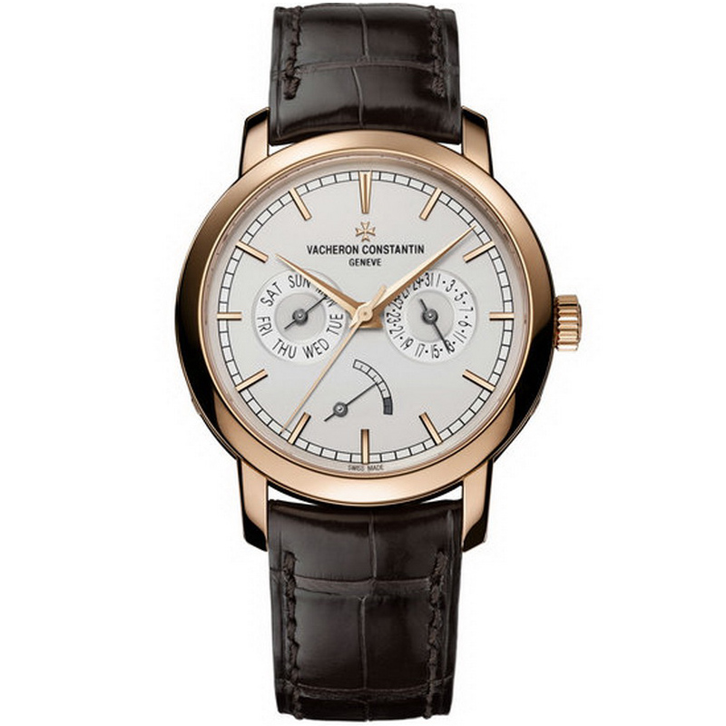 Patrimony Day-Date and Power Reserve 85290/000R-9969 (Rose Gold)