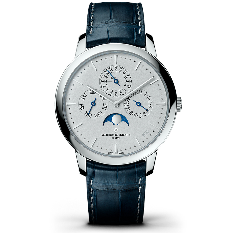 Patrimony Perpetual Calendar - Collection Excellence Platine 43175/000P-B190
