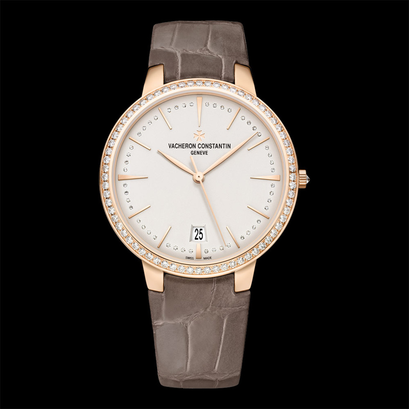 Patrimony Small Model 85515/000R-9840 (Rose Gold)