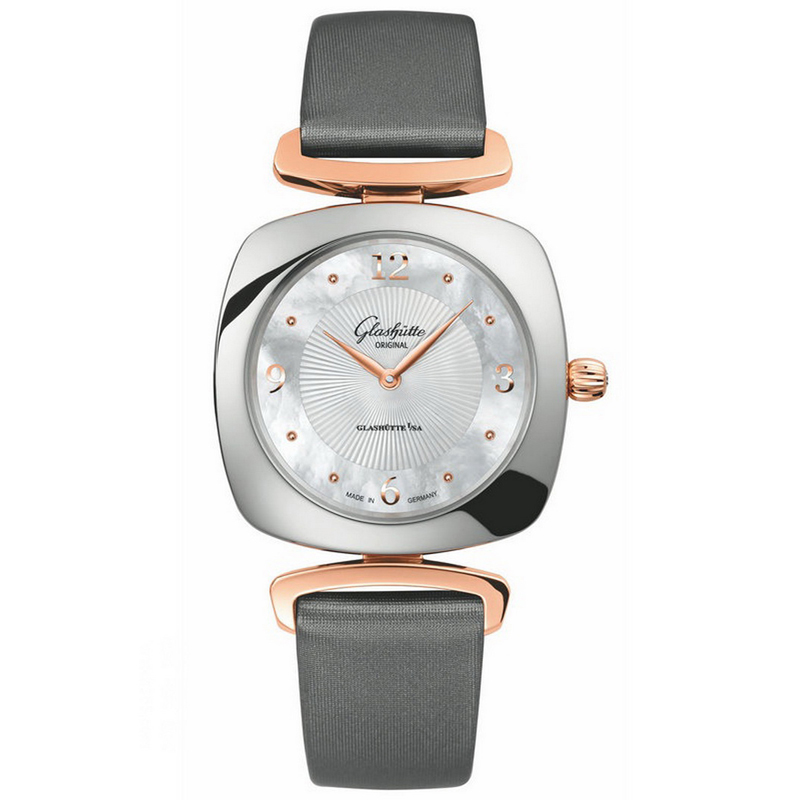 Pavonina 1-03-02-03-06-34 (Stainless Steel and Rose Gold)