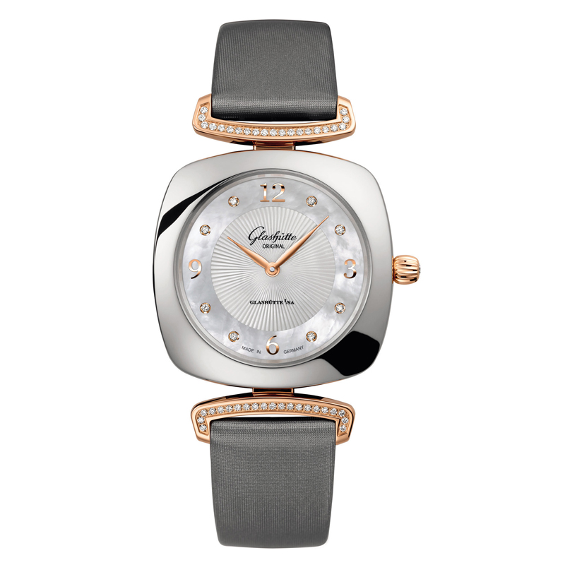 Pavonina 1-03-02-04-16-34 (Stainless Steel and Rose Gold)