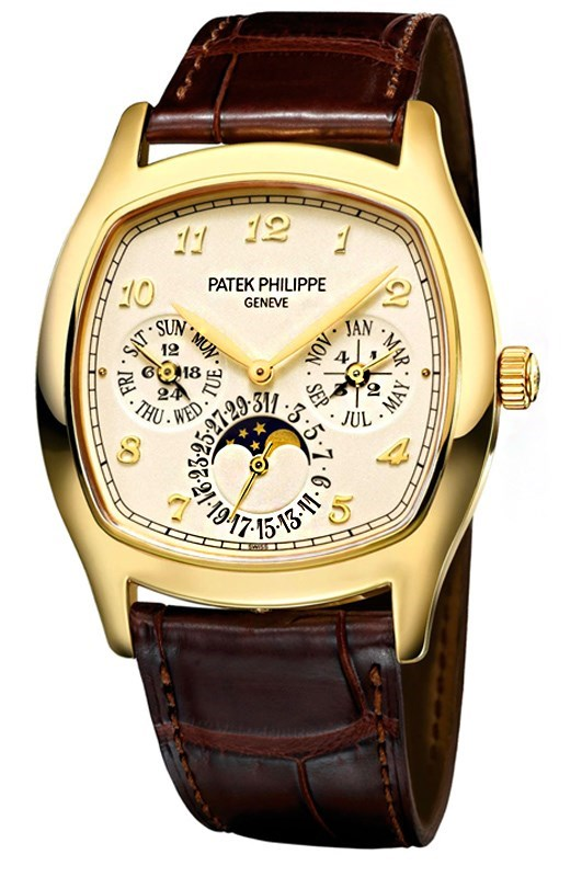 Perpetual Calendar Yellow Gold 5940J-001