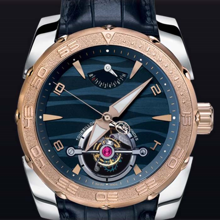Pershing Tourbillon Abyss PFH551-3100600