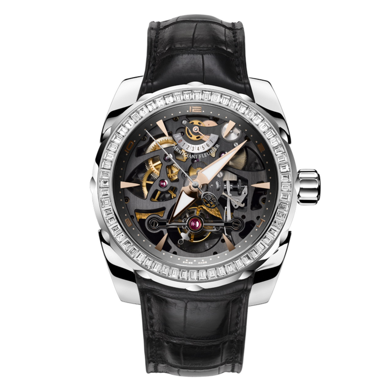 Pershing Tourbillon PFH552-2560200