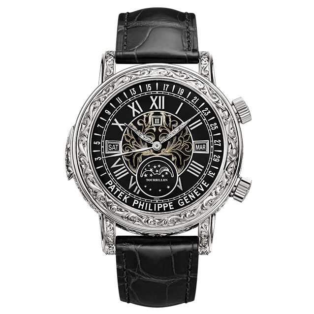 Grand Complications Sky Moon Tourbillon 6002G-010