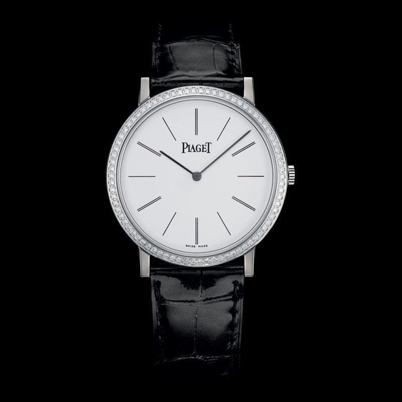 Piaget altiplano watch g0a29165 luxury bazaar for Altiplano watches