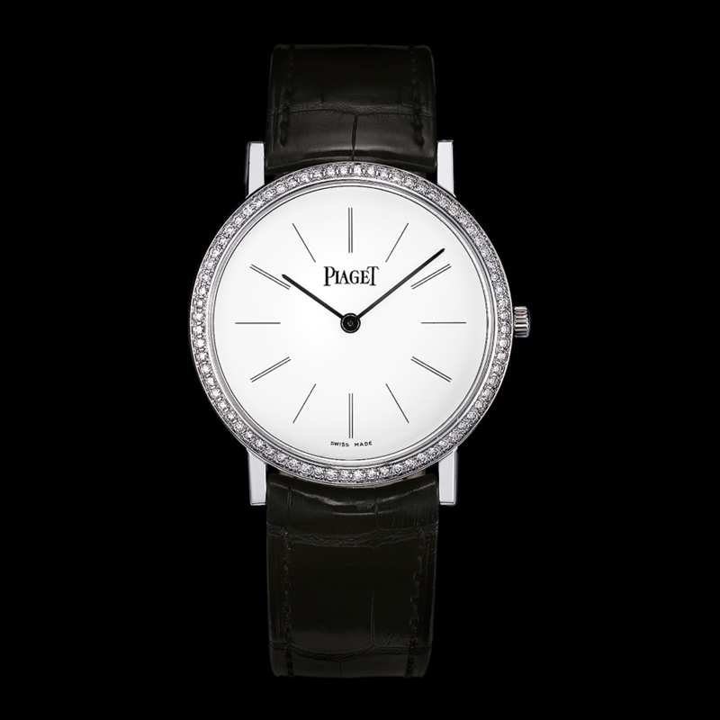 Piaget altiplano watch g0a29167 luxury bazaar for Altiplano watches