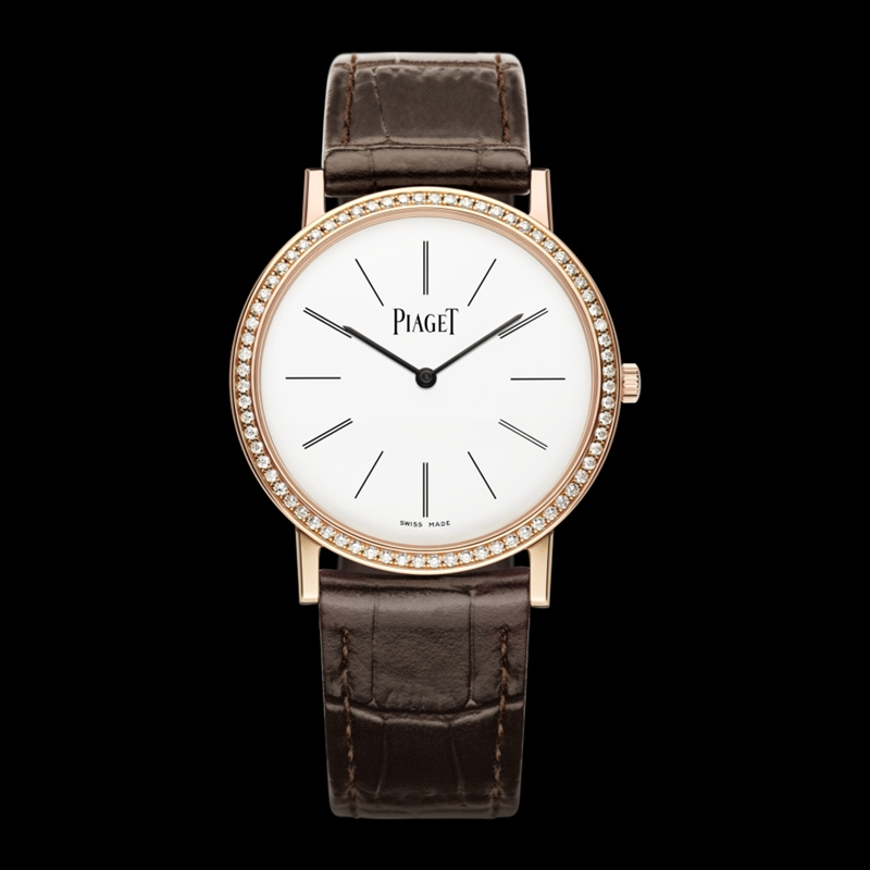 Piaget altiplano watch g0a38127 luxury bazaar for Altiplano watches