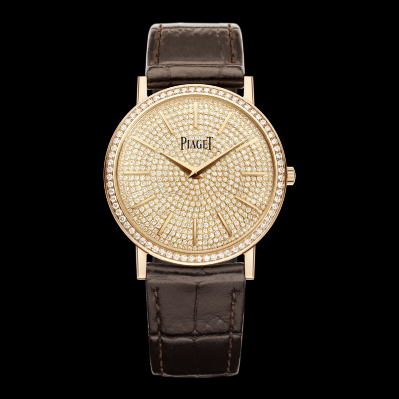 Piaget altiplano watch g0a38140 luxury bazaar for Altiplano watches