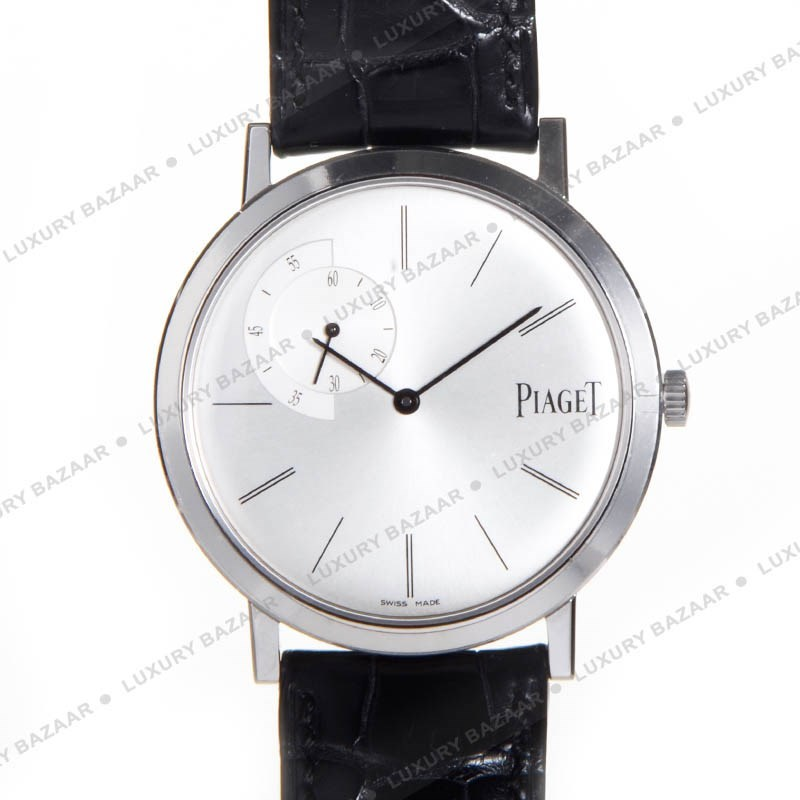 Piaget altiplano watch goa33112 luxury bazaar for Altiplano watches