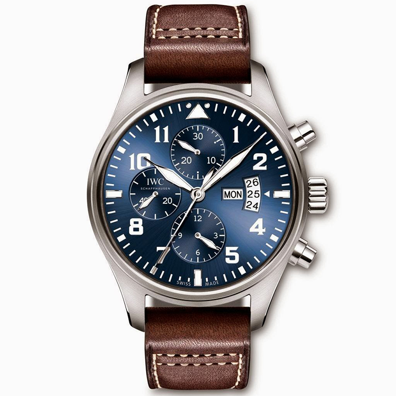Pilot's Watch Chronograph Edition Le Petit Prince IW377706 (Stainless Steel)