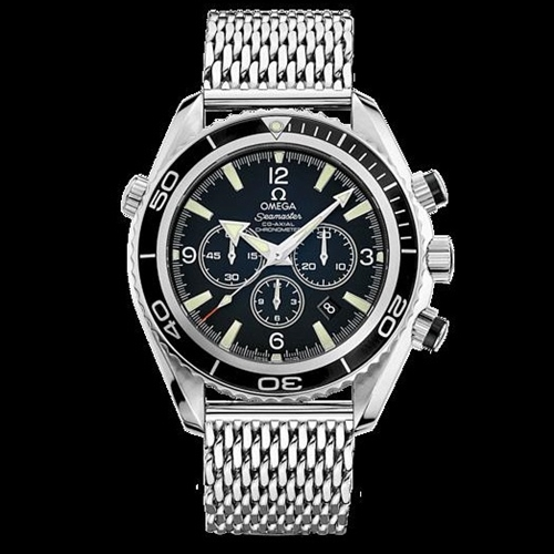 Planet Ocean 600 M Omega Co-Axial Chronograph 2210.52.00