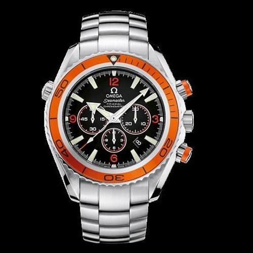 Planet Ocean 600 M Omega Co-Axial Chronograph 2218.50.00