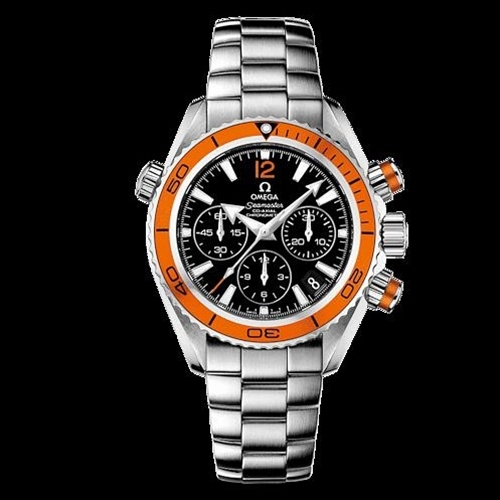 Planet Ocean 600 M Omega Co-Axial Chronograph 222.30.38.50.01.002