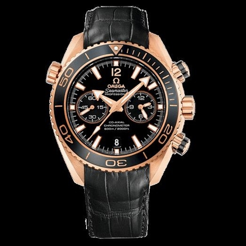 Planet Ocean 600 M Omega Co-Axial Chronograph 232.63.46.51.01.001