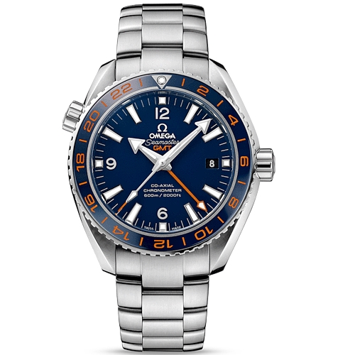 Planet Ocean 600 M Omega Co-Axial GMT 232.30.44.22.03.001