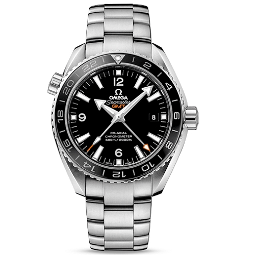 Planet Ocean 600 M Omega Co-Axial GMT 232.30.44.22.01.001