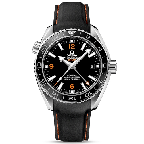 Planet Ocean 600 M Omega Co-Axial GMT 232.32.44.22.01.002