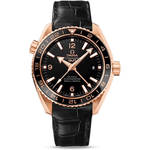 Planet Ocean 600 M Omega Co-Axial GMT 232.63.44.22.01.001