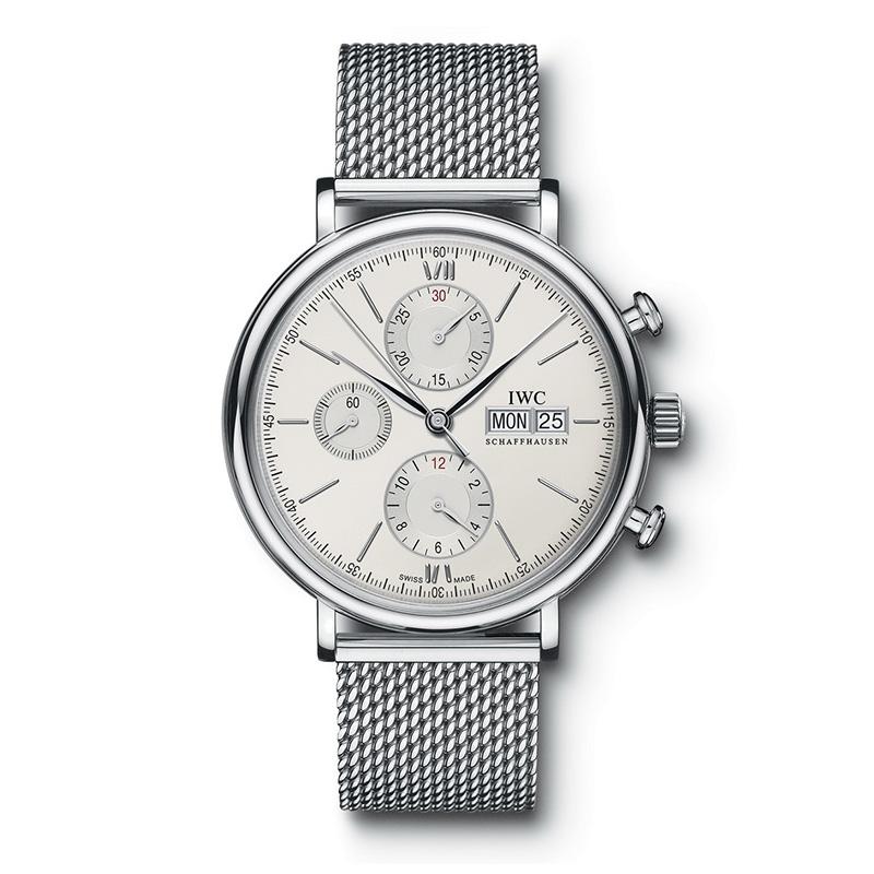 Portofino Chronograph IW391009 (Stainless Steel)