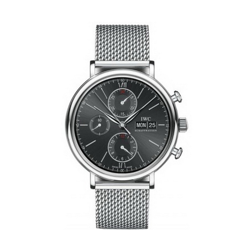 Portofino Chronograph IW391010 (Stainless Steel)