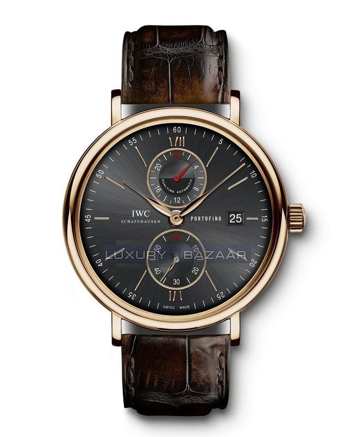 Portofino Dual Time IW361004