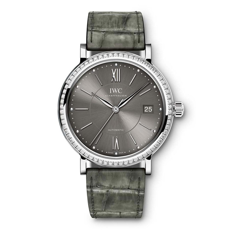 Portofino Midsize Automatic IW458104 (Stainless Steel)