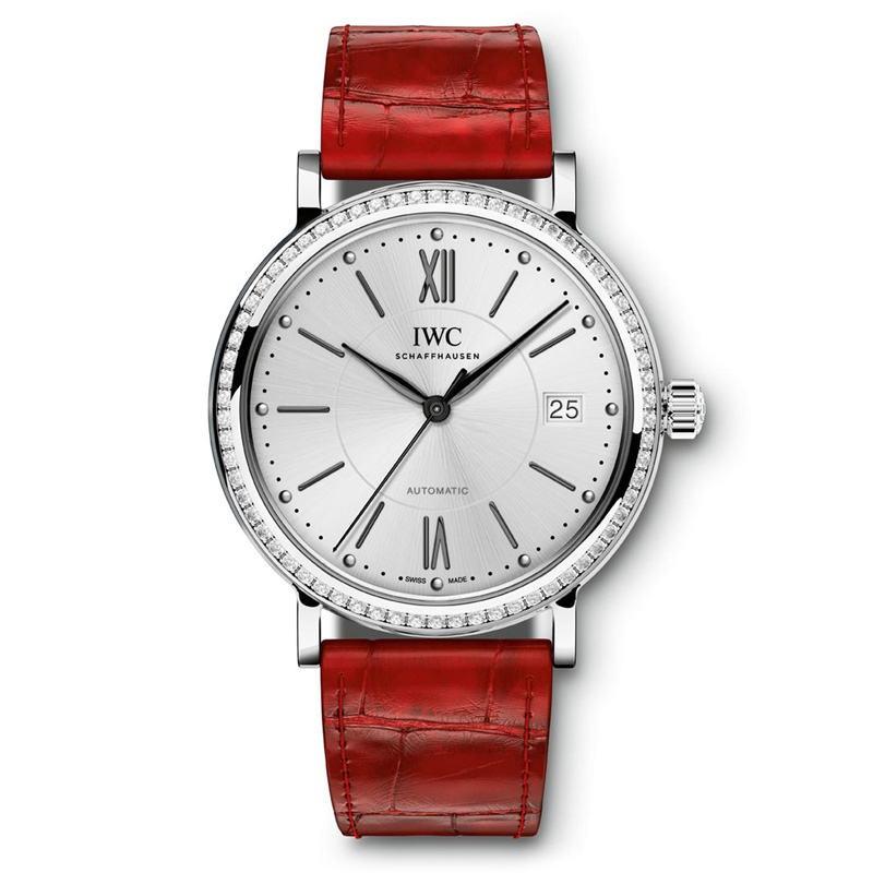 Portofino Midsize Automatic IW458109 (Stainless Steel)