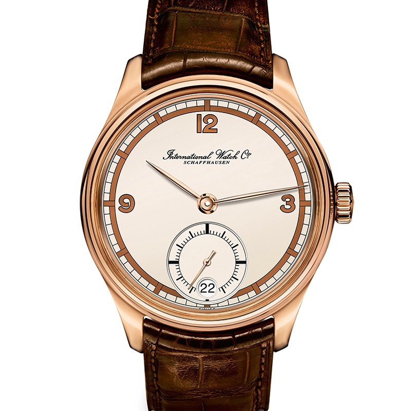 Portugieser Hand-Wound Eight Days Edition