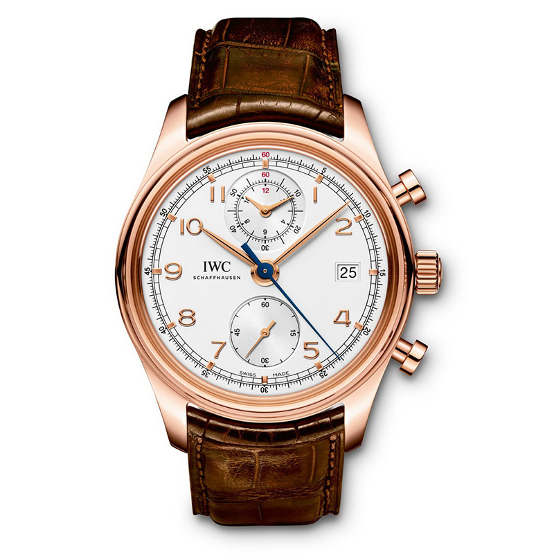 Portuguese Chronograph Classic IW390402 (Rose Gold)